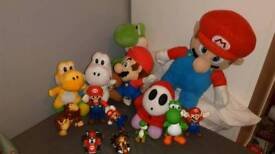 Mario toy bundle