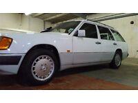 Mercedes Benz 300Te. 1992. Very Collectable