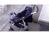 Buggy, graco travel system