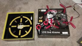 RC EYE One Xtreme + extras - Not working properly