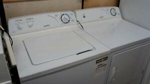 WORKING MOFFAT OR WHIRLPOOL WASHERS AND DRYERS SETS OR SINGLES