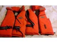 Baltic life jacket 50-70 kgs 8-11 stone