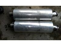 Exhaust End Cans