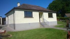 3 Bedroomed bungalow