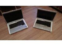 JOBLOT of Two Laptops .£35
