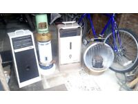 Paraffin heaters