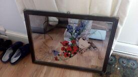 1960 picture mirror