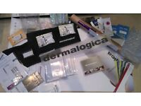 Dermalogica Salon Starter Kit TOWELS, PRODUCTS, SIGN, POSTERS, MARKETING, SHELF TALKERS & MORE...