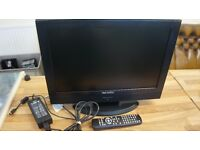 Acoustic Solutions TV\DVD/PC INPUT/ANT FREE VIEW HDMI (19 inch) LCDWDVD19FB