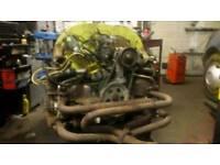 Vw classic beetle engine