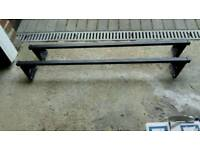 Vauxhall combo roof bars