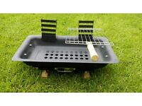 Small portable barbeque perfect for camping or picnics - unused