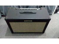 Kustom Quad 100 DFX Guitar Amp w/ Accessories