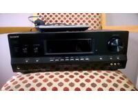 Sony str dh800 av receiver system