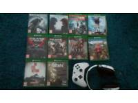 Xbox one game bundle headset controller and hoodie