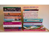All these books £5