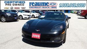 2009 Chevrolet Corvette 4LT Bose 19 Blacked Out Rims Auto