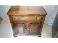 Small Cupboard with draw