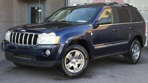 2005 Jeep Grand Cherokee Limited V8 Toit*Cuir