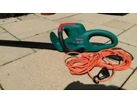 Bosch Hedge Trimmer for sale.