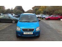 Suzuki wagon R+, MOT cheap to run tax and insure, sensible offers