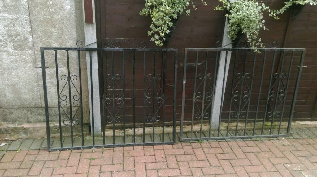Iron gate's