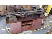 Barker metal lathe 240 volt