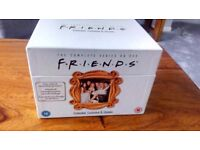 Friends Complete DVD Boxset in EXCELLENT CONDITION