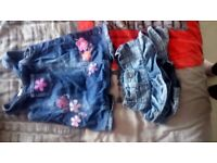 18-24 months skirt and dress