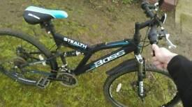 Bike stealh bicycle