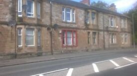 One bedroom flat to rent in Central Falkirk - £320 pcm