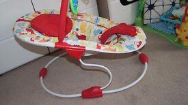 Red Kite Cozy Bouncer (Carnival)