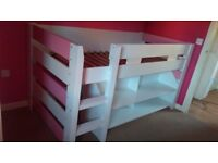 Girly single bed