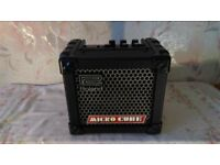 Roland Micro Cube Guitar Modeling Amp.
