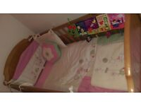 Prickles & Whiskers Cot Bedding, Moses Basket and more