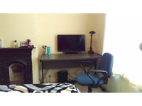 Room in two beed house to rent.