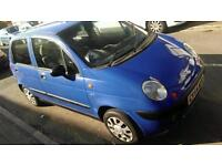 Daewoo Matiz 0.8 2004 very economic swap a van