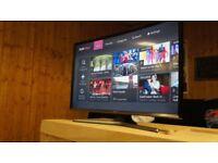 Samsung smart tv damage screen 40inch