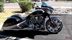 2016 Victory Motorcycles Magnum Custom