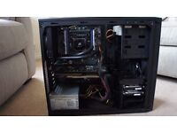 Gaming PC i7-3820 Quad Core 3.80 GHz GTX 770 2GB 512GB SSD 2x 1TB HDD 16GB DDR3 RAM