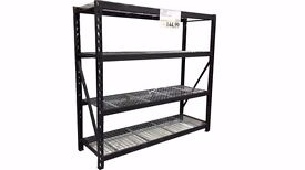 Nearly New Costco's Industrial Storage Shelf Rack