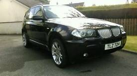 Bmw x3 m sport sd ,great car , £5495ono px