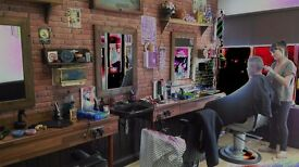 Experianced part time Barber wanted, good rates of pay join our freindly team