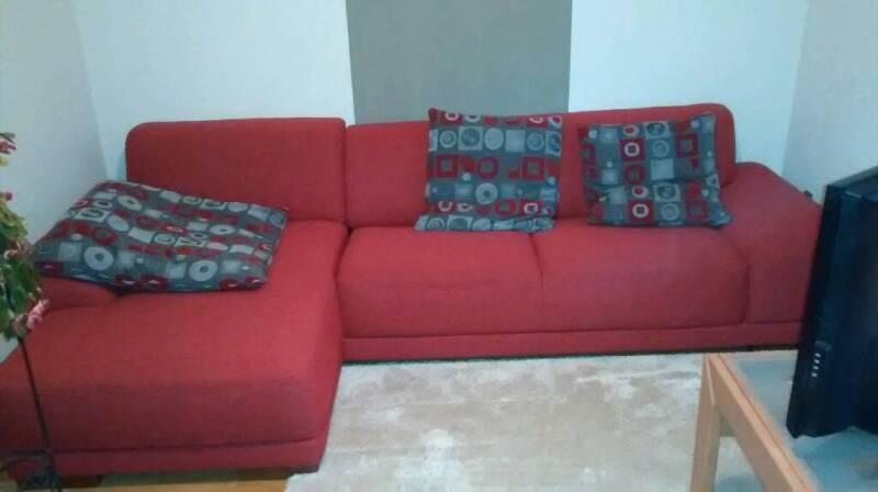 Sofa Mit Stoffbezug In Nordrhein Westfalen Borken Ebay Kleinanzeigen
