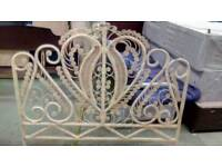Wicker 3/4 Headboard - Delivery Available