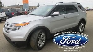 2014 Ford Explorer Limited, Moonroof,