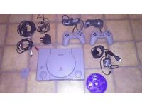 Play station 1 great condition
