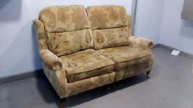 Modern 2 Seater Sofa in Beige - Excellent Clean Condition (Pet and Smoke Free!) Bargain at only £25!