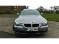 2005 BMW 530D SE Touring (estate)