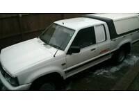 1998 Mazda B2500 Xtra Cab Pickup (4x4) - SWAP OR PX ESTATE,DISCOVERY,NOVARA,PAJERO